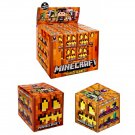 Minecraft Minifigures Spooky Halloween Series 9 Mystery Blind Box Case of ×36 Packs by Mattel