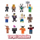ROBLOX Classics Deluxe Series 1 Figures 12-Pk by Jazwares #10781 Target Exclusive (Includes 15 Pcs)