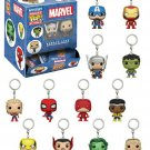FUNKO Pocket POP! Vinyl Figure Keychain Mystery Blindbag: Series 1 Marvel ×6 Sealed Packs