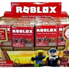 Roblox Mystery Action Figures Series 2 Blind Box Cubes Case of ×24 Sealed Packs By Jazwares