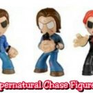 FUNKO Supernatural Mystery Minis Blind Box Vinyl Mini Rare Chase Figures - Set of 3 (Vaulted)
