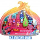Dreamworks Trolls Wild Hair Collection Pack by Hasbro - Walmart Exclusive