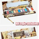 Supernatural Monster Guide Eyeshadow Makeup Palette (13 Shades) - Hot Topic Exclusive by GBG Beauty
