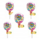 Pikmi Pops Surprise! 1pc Scented Mini Plush in Small Lollipop - #75150 ×5 Sealed Packs
