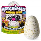Hatchimals Glittery - Hatching Egg Interactive Golden Lynx by Spin Master Walmart Exclusive