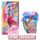 "Set of 2 Nickelodeon JoJo Siwa 10"" Doll Figure & Rainbow Bodacious Bow by Just Play Target Exclusive"