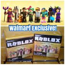 Roblox Mystery Celebrity Figures Series 1 Gold Blind Box Case of ×24 Packs Walmart Exclusive