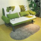 Folding fabric sofa bed,color can be various PRS6F100