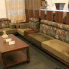 Wooden Sofa Set PRS6F129