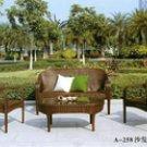 Outdoor Rattan Sofa Set PRS6F195