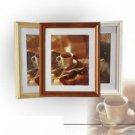 Wooden photo frame PRS2D11