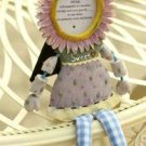 Sunflower doll photo frame PRS2D27