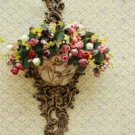 Flower case hanging wall decoration PRS7D29.17