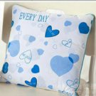 Functional cushion,changing to quilt when unfolded.-PRS5T9.14
