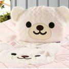 Functional cushion,changing to quilt when unfolded.-PRS5T13.5