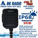 KNG SERIES SPEAKER MIC  PRSM-HD6-WP-BK2  KAA0200 KAA0203  BENDIX KING