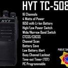 HYT TC-508 UHF 450.00-470.00 MHz 4 WATT 16 CHANNEL