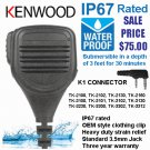 KENWOOD SM6W-K1 SPEAKER MIC KENWOOD RADIOS 2 PIN