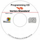 VERTEX STANDARD CS-EVX-R70  OEM SOFTWARE