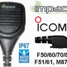 ICOM M88 IP67 RATED MIC SUBMERSIBLE 3 YEAR WARRANTY