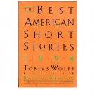 The Best American Short Stories 1994 - Tobias Wolfe
