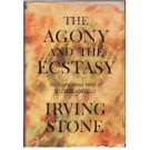 The Agony and the Ecstasy – Irving Stone