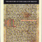 Orkneyinga Saga - The History of the Earls of Orkney – softcover