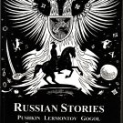 Russian Stories – Pushkin, Gogol, Chekhov, Tolstoy, more – softcover