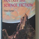 The Best From Fantasy and Science Fiction Third Series – Boucher – hardback BCE