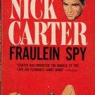 Fraulein Spy by Nick Carter