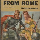 The Girl From Rome by Michel Durafour