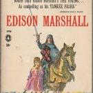 The Pagan King by Edison Marshall