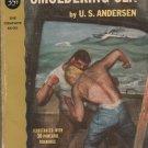 The Smoldering Sea by U. S. Andersen
