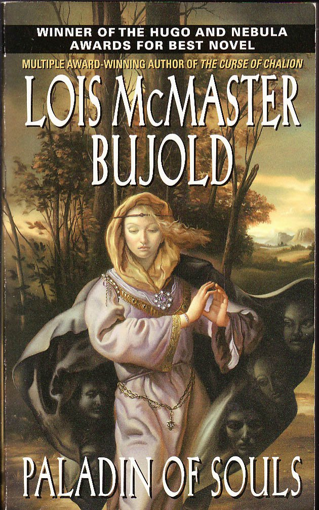 Paladin of Souls by Lois McMaster Bujold