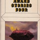 Nebula Award Stories Four edited by Poul Anderson