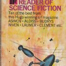 The Second If Reader of Science Fiction edited by Frederik Pohl