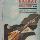 The Fifth Galaxy Reader edited by H.L. Gold