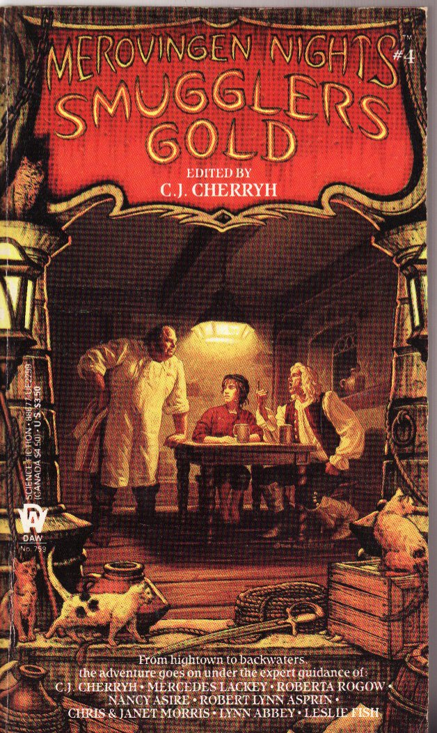 Merovingen Nights - Smuggler's Gold edited by C. J. Cherryh