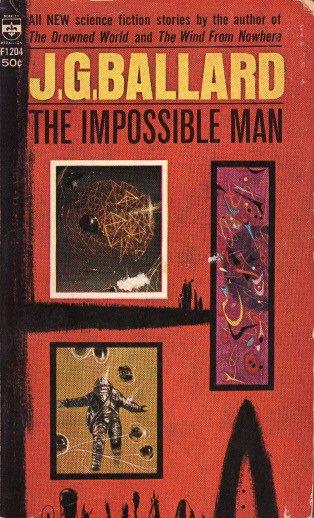 The Impossible Man by J. G. Ballard