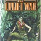 The Uplift War by David Brin 1st paperback printing