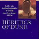 Heretics of Dune by Frank Herbert paperback 25thPr Ace