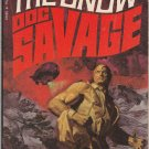 Doc Savage - The Mystery on the Snow by Kenneth Robeson