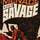 Doc Savage - The Motion Menace by Kenneth Robeson
