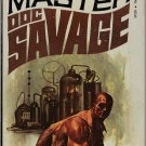 Doc Savage - The Metal Master by Kenneth Robeson