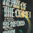 Heart of the Comet by Gregory Benford and David Brin – hardback BCE 2ndCopy