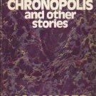 Chronopolis and Other Stories by J. G. Ballard – hardback BCE