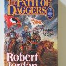 The Path of Daggers by Robert Jordan – hardback BCE