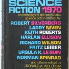 World's Best Science Fiction 1969 edited by Donald A. Wollheim and Terry Carr - hardback BCE