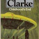 Childhood's End by Arthur C. Clarke – Paperback UK Edition
