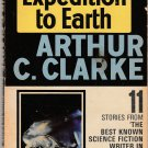 Expedition to Earth by Arthur C. Clarke – Paperback UK Edition